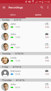 Automatic Call Recorder Pro- screenshot thumbnail