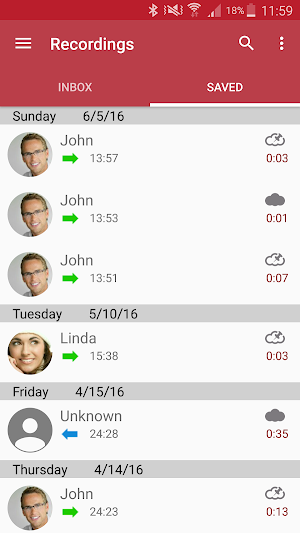 Automatic Call Recorder Pro 5.42 Patched APK