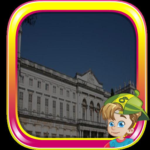 国立宮殿からの脱出 解謎 LOGO-玩APPs