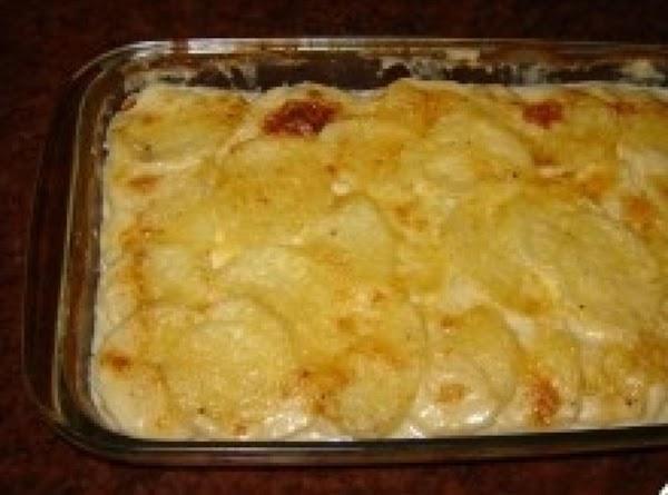 Creamy Potato Pie Recipe