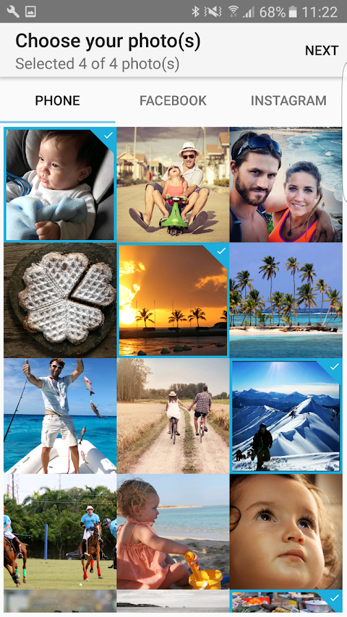 Stampix - Free photo printing- screenshot
