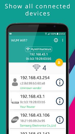 Who Use My WiFi? Network Tool 6.0.0 screenshot 2092638