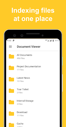 Document Manager and File Viewer Screenshots 6
