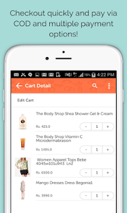 Personal Shopping Assistants- screenshot thumbnail