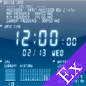 Device Info Ex Live Wallpaper icon
