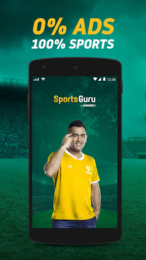 SportsGuru by Dream11 2.0.0 screenshots 1