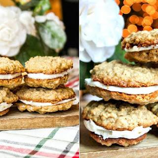 Oatmeal Cream Pie Cookies.