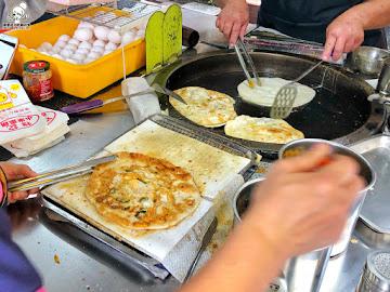 祥記小米蛋餅-早餐攤車