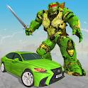 US Army Turtles Transform Robot Hero icon