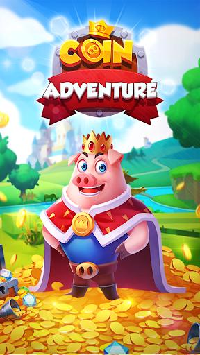 Coin Adventure - Free Dozer Game & Coin Pusher 1.2 screenshots 1
