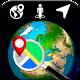 3D Earth Globe: World Map Panorama & 360 Satellite