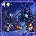 Snowfall Winter Night icon