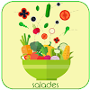 Recettes des salades trés facile APK