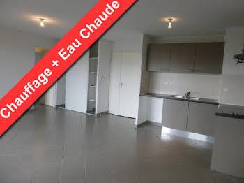 Appartement 4 pièces 81,44 m2