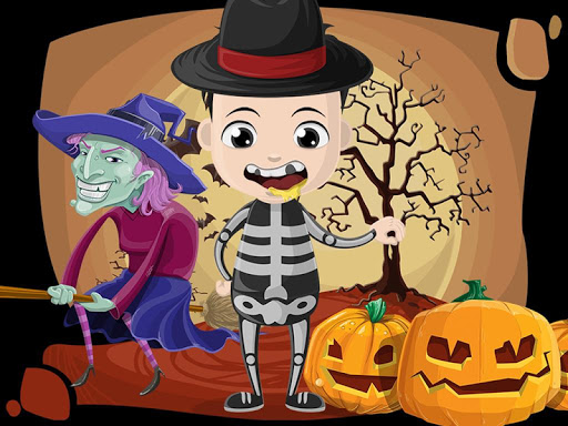 玩免費休閒APP|下載Halloween Costumes & Games app不用錢|硬是要APP