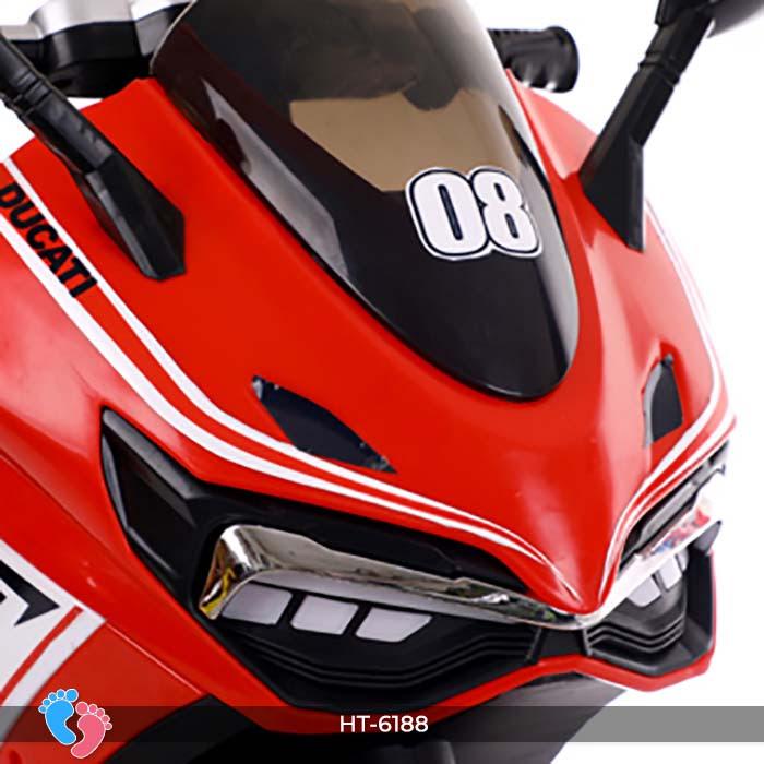 Xe mô tô điện thể thao Ducati HT-6188 17