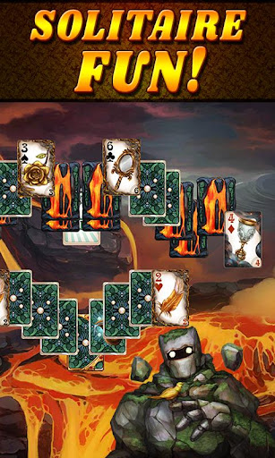 Shadow Kingdom Solitaire. Adventure of princess filehippodl screenshot 5