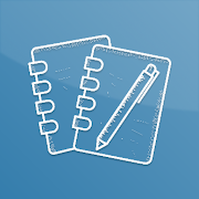 Diary, journal and mood tracker - Serenity