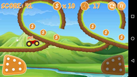 Danger Climber - challenging process Screenshot