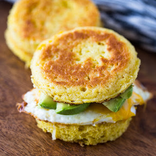 90 Second Microwavable Low Carb Keto Bread Recipe