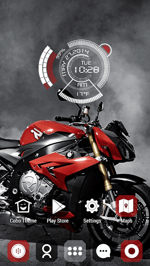 3 Cobo Launcher Easy Beautify App screenshot