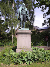 Photo: Botanical Gardens and Copenhagen University (annex?). Tycho Brahe collected data, incredible data!, which Kepler later used to derive the laws of planetary motion. To me, Brahe represents the importance of variety, the importance of all kinds of skill