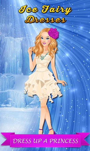 Ice Fairy: Mythical Dresses