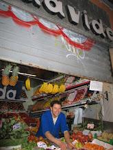 "Photo: ""Davide"" ist Ludwins favorisierter Gemüsehändler."
