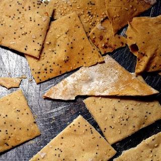 Spelt Everything Crackers