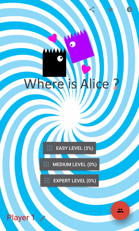 Where is Alice ?Maze & puzzles- screenshot