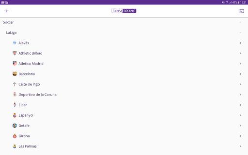 beIN SPORTS 4.7 screenshots 10