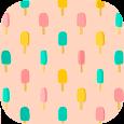 pastel wallpaper icon