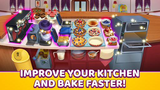 My Pie Shop - Cooking, Baking and Management Game - screenshot