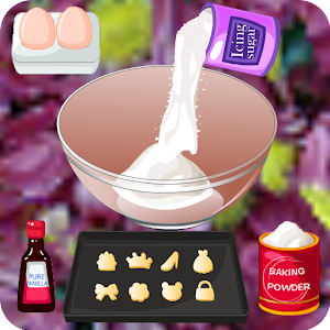 ice cream cookie cooking games for PC and MAC