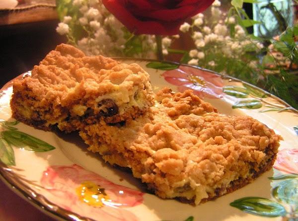 Mother's Sour Cream Bars Recipe