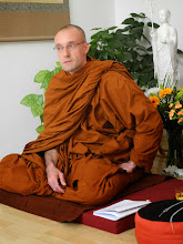 Photo: Dhamma přednes ct. Dhirapanny - Ven.Dhirapanno dhamma talk