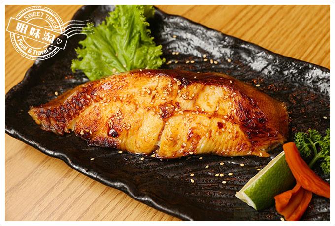 大手町日本料理鱈魚信州燒1