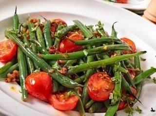 Bunyan's Diabetic Green Bean Salad