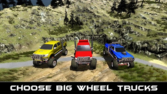 4x4 Offroad Jeep Driving 3D- screenshot thumbnail