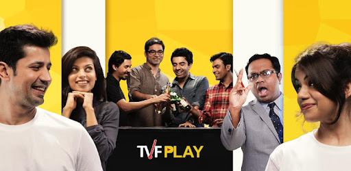 TVFPlay - Watch & Download Original Web Series - Apps on