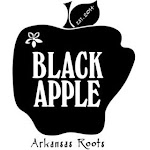 Logo of Black Apple Crossing Mr. T