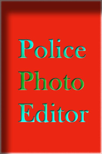 Indian Police Photo Suit