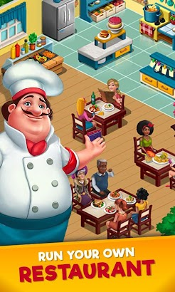 ChefDom: Cooking Simulation screenshot