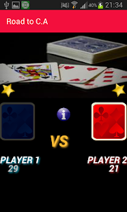 Road to C.A:a game of cards and riddles - náhled