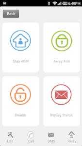 G6 Wireless Alarm screenshot 3