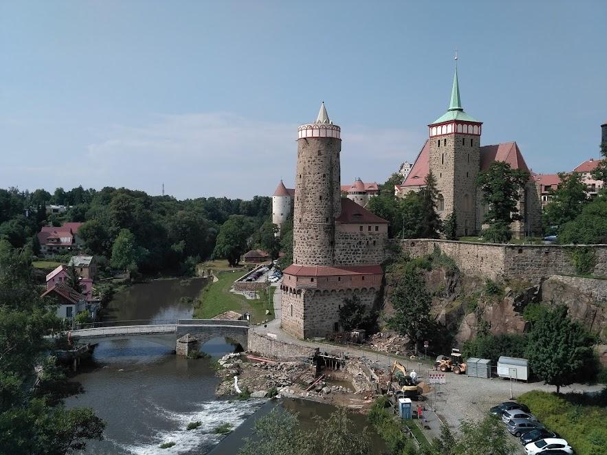Замок, Бауцен