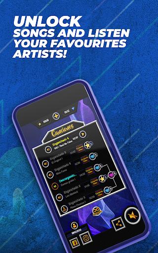 Guitar Cumbia Hero - Rhythm Music Game apktreat screenshots 2