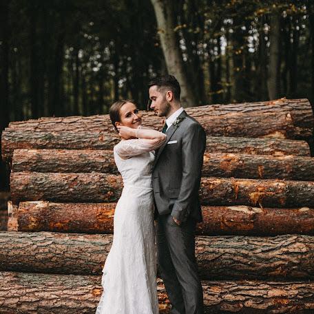 Wedding photographer Joanna F (kliszaartstudio). Photo of 05.02.2018