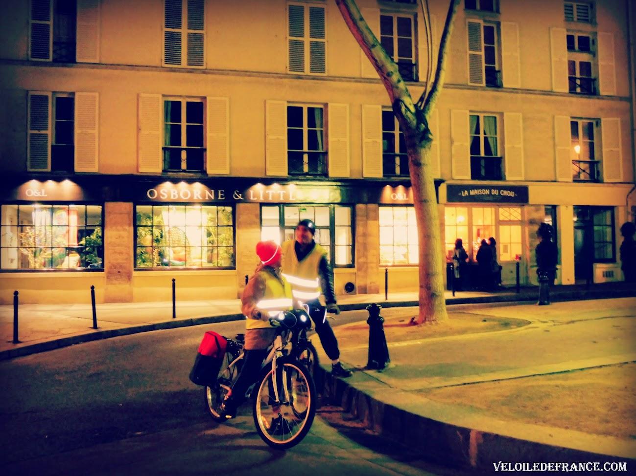 Etre visible à vélo