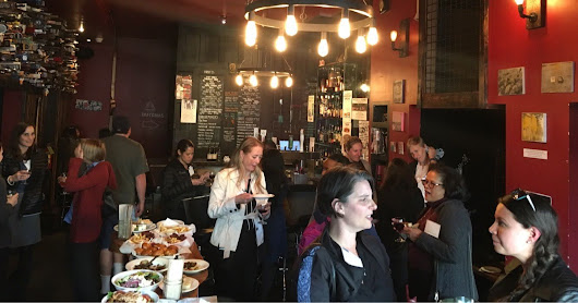 WIB-San Francisco Bay Area: Networking Social at The Willows, April 26, 2018